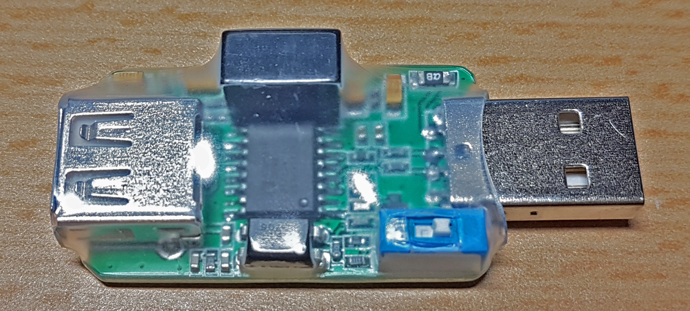 USB-Isolator (Symbolfoto)